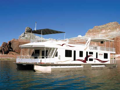 Lake Powell Luxury House Boat Rentals Lake Powell House Boats
