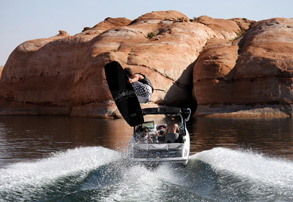 Lake Powell Water Sports Boat Charter