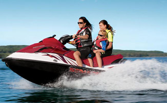 Sea Doo GTI Waverunner
